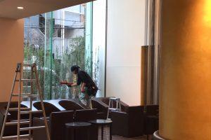 記事「館内 大掃除」の画像