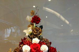 記事「冬のお花で皆様をお迎えします」の画像