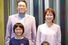 記事「いつも家族揃って清々しくお参りをしています。」の画像