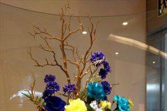 記事「夏のお花で皆様をお迎えいたします」の画像