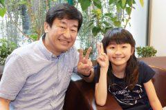 記事「いつも清々しい思いで、亡き父を偲んでいます。」の画像