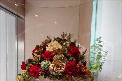 記事「冬のお花でお迎え致します」の画像