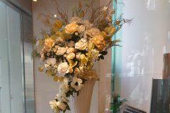 記事「冬のお花で皆様をお迎え致します」の画像